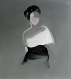 Michael van Ofen, Judith (2012) - There's something very lonely about this painting. But i love it.