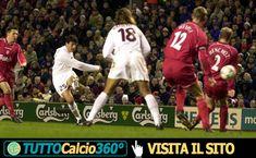 ⚽ 22 Febbraio 2001 | Guigou sbanca Anfield; ma alla Roma non basta per passare il turno