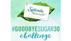 Get aFree Sample Of Splenda  Giveaway By completing and submitting the Sweepstakes registration form you will also receive a Goodbye Sugar 30 Day Challenge welcome package consisting of a product sample coupon and recipe cards. Three grand prizes will receive a Spa Getaway for winner and a guest: Prize package includes $1500 stipend fulfilled as a prepaid Visa Debit Card; and a $2600 gift certificate to a spa resort. Ends December 31 2016.  Free Sample Of Splenda  Giveaway