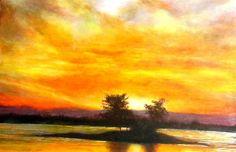 Okinawa's sunrise by Marie-Line Vasseur