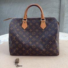 Louis Vuitton Speedy Handbag - Only $213.99 !