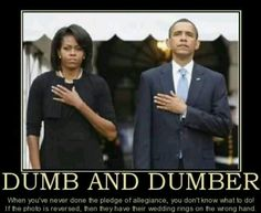 Dumb and Dumber, left handed! > Wow! Now that's sad!