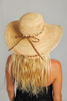 Sweet Summer Sun Hat