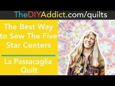 La Passacaglia Quilt: The Complete Guide - TheDIYAddict