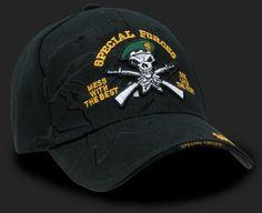 Rapid Dominance - RD7- Shadow Military Baseball Caps