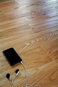 Wheat Hand Distressed Brushed and UV Oiled Oak - Tuscan Flooring