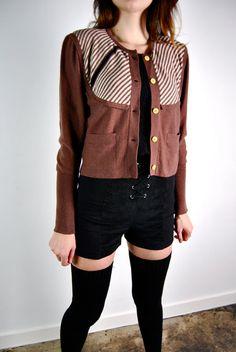 vintage cardigan, SONIA RYKIEL