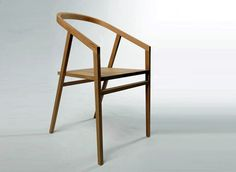 great wooden chair