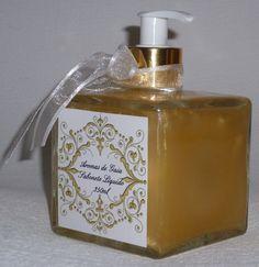 Sabonete Liquido Dourado 300ml