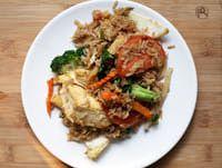 Vegetarian Fried Rice