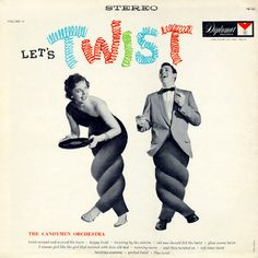 Let's Twist - The Candymen Orchestra - 1962