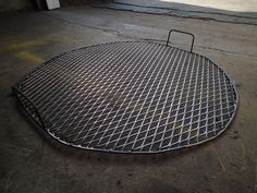 Commercial Park Campfire Ring With Grate 30 Diam X 11 25