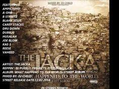 "Jessie Spencer's Music Blog: Full Album Stream: The Jacka - ""What Happened to the World: Street Album"""