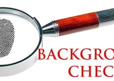 uber background check return