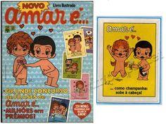 """Caderneta de Cromos """"Amor é"""". Clássico dos anos 80"""