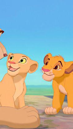 42 Ideas Wall Paper Disney Lion King Pictures For 2019 Disney Pixar, Simba Disney, Disney Lion King, Disney And Dreamworks, Disney Animation, Disney Art, Animation Movies, Simba Et Nala, Roi Lion Simba
