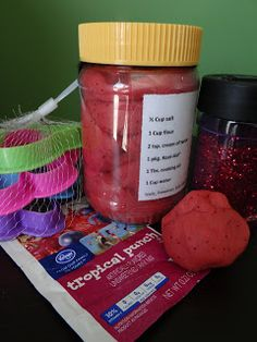 The Perfect Play Dough? by Because I Said So (and Other Mommyisms) Very easy and lasts a long time.