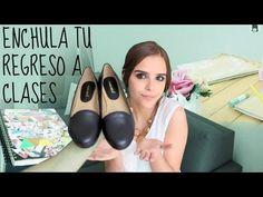 DECORA TUS CUADERNOS Y MOCHILA (ELIGE ZAPATOS IDEALES) REGRESO A CLASES ♥ - Yuya - YouTube