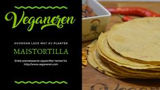 Today we made some authentic mexican tortillas with masa harina. For an explanation of what this maizze product is, and why it is different and more nutritio. Vegan Vanilla Cupcakes, Vegan Party Food, Vegan Food, Sweet Potato Nachos, Homemade Corn Tortillas, Plant Based Whole Foods, Vegetarian Recipes Easy, Easy Recipes, Korn