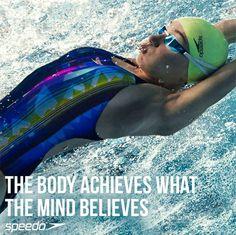 Swim quotes Swim Team Gifts, Masters Swimming, Swimming Posters, Great Quotes, Inspirational Quotes, Swimming Motivation, Swim Quotes, Swim Caps, Badminton