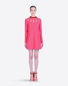 Valentino Online Boutique - Valentino Women Crepe Couture Dress