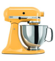 KitchenAid® Artisan® Series 5-Quart Tilt-Head Stand Mixer - buttercup