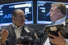 Wall Street devolve com realização e menos pressão da Coreia do Norte sobre os EUA - http://po.st/QAj816  #Bolsa-de-Valores -