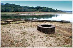 Campamento romano Aquis Querquennis - Baños de Bande - Pozo