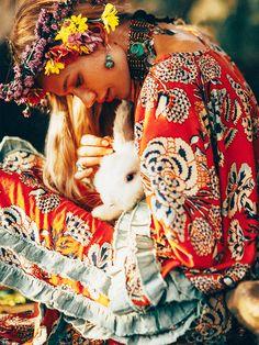 Gypsy Perdido par Nicoline Patricia Malina (Fauve) - NPM Photographie