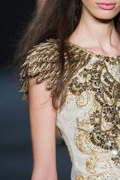 Badgley Mischka at New York Fashion Week Fall 2015 - StyleBistro