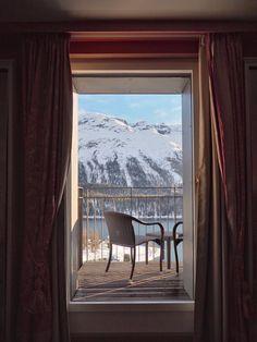 Carlton St Moritz Hotel