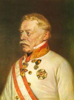 Feldmarschall Josef Graf Radetzky von Radetz