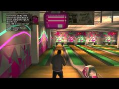 GTA IV Bowling - Much more dangerous than expected.