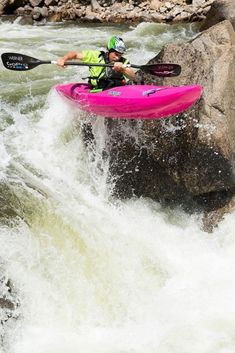 """World freestyle champion knows a thing or two about his epic sport of choice. Nick saved tutorials and inspiration for newcomers in Bublup, and turned them into the roll """"The Fundamentals of Whitewater Kayaking."""" Read it now in our link in bio. Extreme Water Sports, White Water Kayak, Water Modeling, Whitewater Kayaking, Canoeing, Kayak Paddle, Base Jumping, Canoe Trip, Tall Ships"""