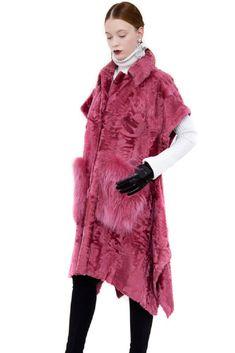 Выбираем яркие меховые наряды из розовой норки, зеленого каракуля или красной лисы: прощаемся с осенней хандрой - Ярмарка Мастеров - ручная работа, handmade