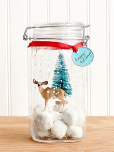 50 Crafty Christmas Present Ideas