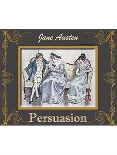 Persuasion focuses on the regret and loneliness of Anne Elliot, who had rejected a proposal of marriage upon advice of a dear friend, from the one man she truly loved. The story takes place less than a decade after the proposal, following her simultaneous anticipation and dread of the rejected lover's return to the community. She struggles between the validity of the reasons for the old rejection and the flittering hope that their love had persevered. Persuasion is about a lost love…