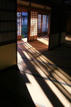 Light & Shadow at Kennin-ji Temple, Kyoto, Japan