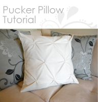 DIY Pillow Cover Tutorials