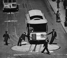 San Francisco,1947 by Max Yavno