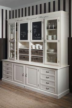 Denne ønsker jeg meg til kjøkkenet mitt, må bare bygge et nytt hus først......