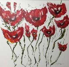 Poppies for Love by ROBSON SPINELLI