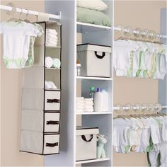 Rubbermaid Configurable 3' to 6' Closet Kit, White - Walmart.com