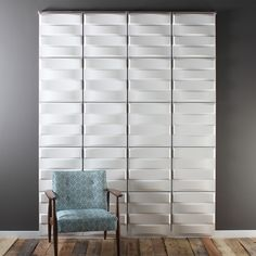 Stitch Hanging Wall Flat System - 3D Wall Panels
