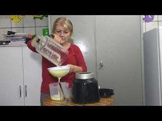 Estômago alto; barriga grande; acaba com a Receita de shake de limão e gelo e água bem gelada - YouTube