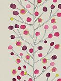 Berry Tree Pink / Purple wallpaper by Scion Mink Wallpaper, Wallpaper Stores, Purple Wallpaper, Wallpaper Online, Wallpaper Roll, Designer Wallpaper, Wallpaper Ideas, Room Wallpaper, Textures Patterns