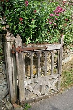 Looks like the gate by the cemetery by the Loch Insch Church in Scotland