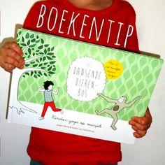 """Kinderyoga is super leuk voor kinderen, het is fijne manier om iets met ze te doen én het is goed voor ze. Toen ik het nieuwe boek voor kinderyoga """"Het Dansende Dierenbos"""" zag wilde ik …"""