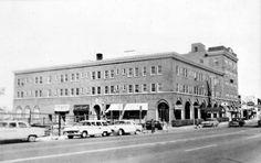 Florida Memory - Floridan Hotel - Tallahassee, Florida 195?
