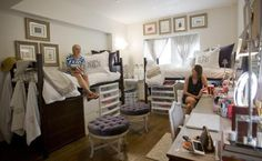 TCU students turn their cramped dorm room into a cozy sanctuary | Home & Garden | Star-Telegram